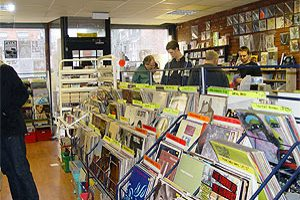 Kingbee Records, Chorlton, Manchester