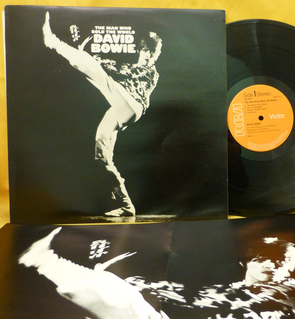 David Bowie: Mi colección de vinilos
