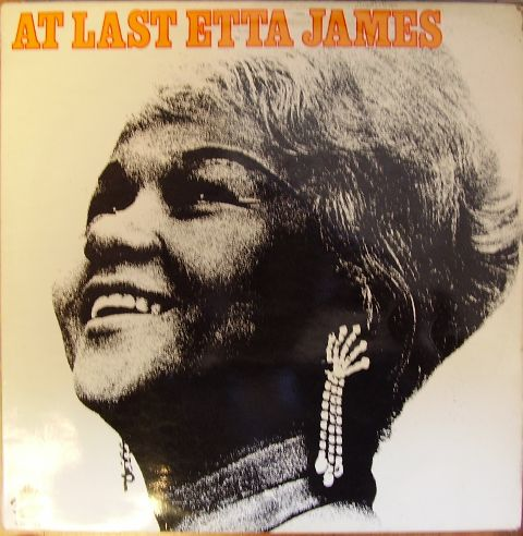 Etta James At Last. UK Chess Mono CRL 4524 pic