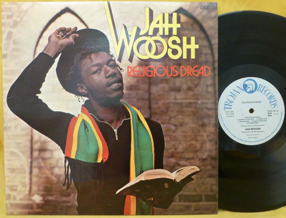 Jah Woosh Religious Dread