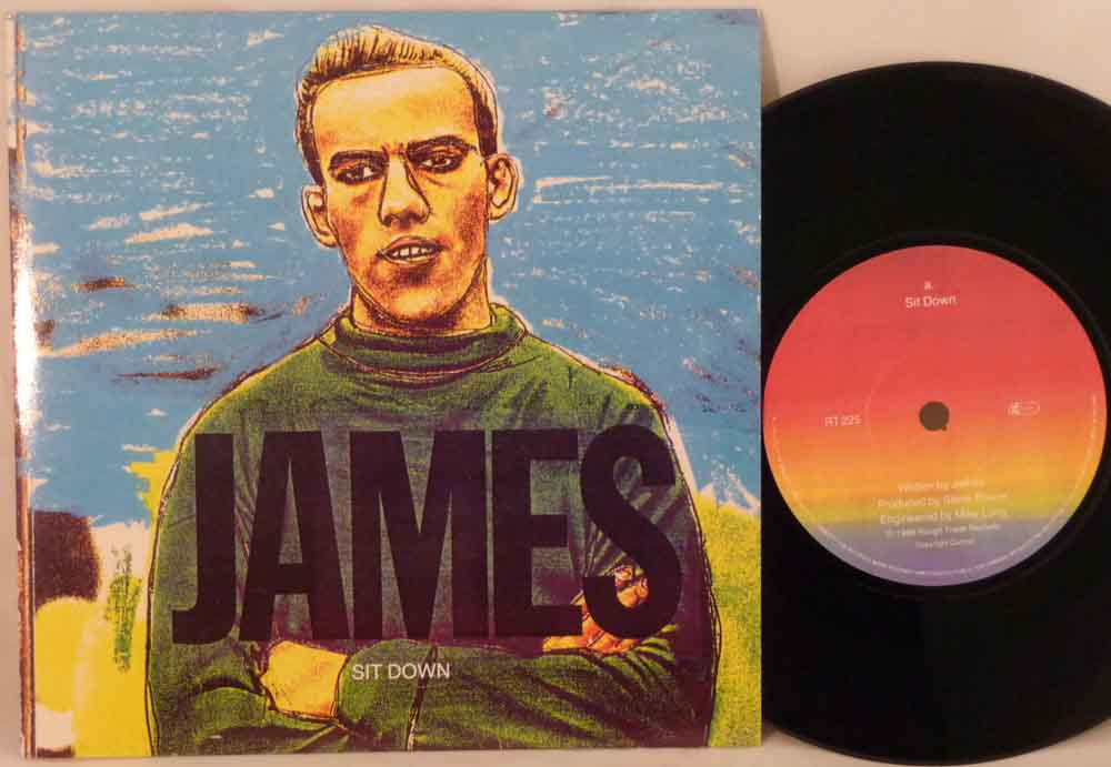 Tim Booth and Larry Gott of James: how we made Sit Down
