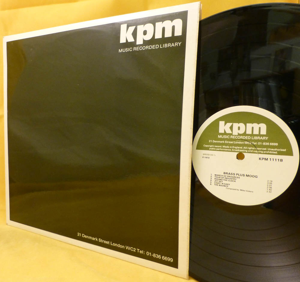Kingbee Records Shop in Manchester - Soundtracks and Exotica
