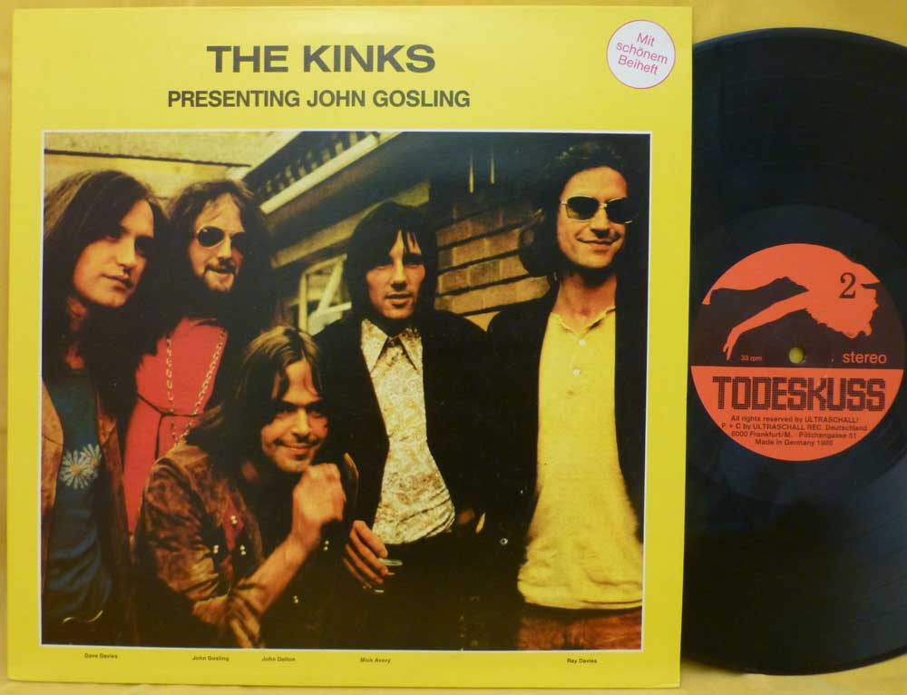 The Kinks Don't Touch That Dial!