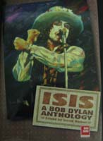 Isis - A Bob Dylan Anthology signrd by author Derek Parker