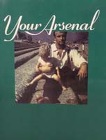 Morrissey - Your Arsenal Tour Programme