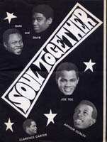 Soul Together Tour Programme
