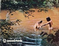 Woodstock Movie Programme