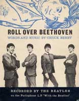 Sheet Music - Roll Over Beethoven by The Beatles