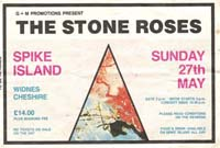 The Stone Roses Tickets